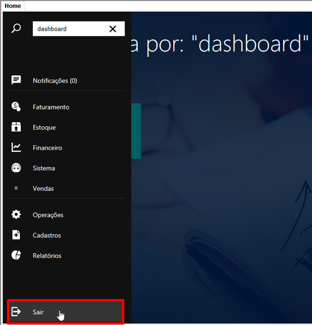 Cadastro de Dashboards 19
